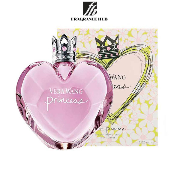 [Original] Vera Wang Flower Princess EDP Lady 100ml