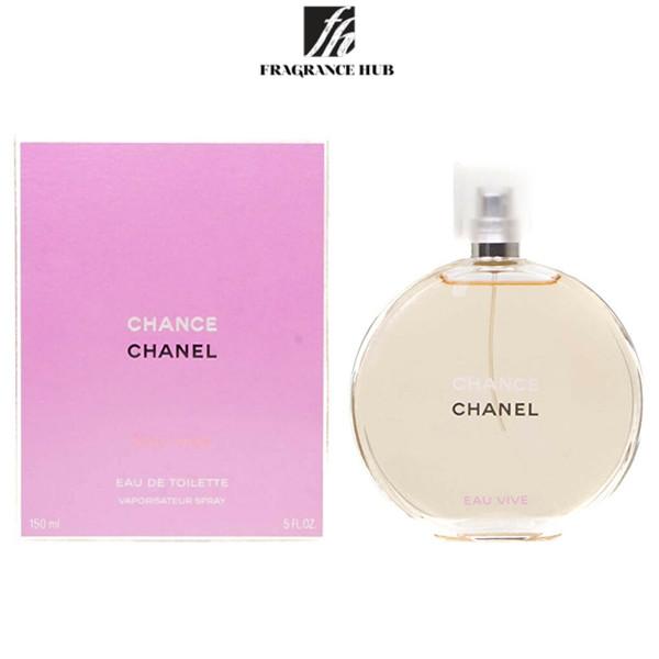 [Original] Chanel Chance EDT Lady 150ml