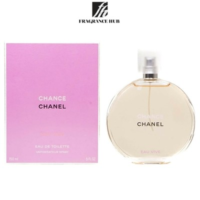 [Original] Chanel Chance EDT Lady 150ml