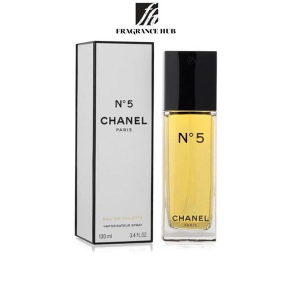 [Original] Chanel No.5 EDT Lady 100ml
