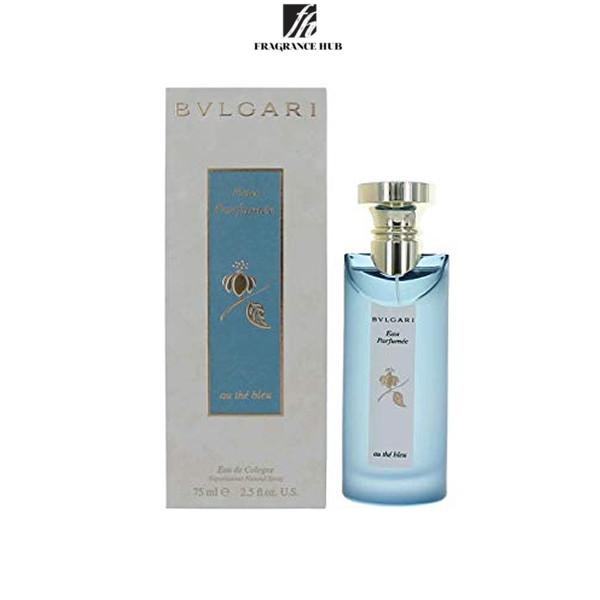 [Original] Bvlgari Eau Parfumee Au The Bleu Perfume EDP Lady 75ml