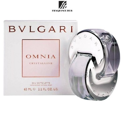 [Original] Bvlgari Omnia Cystalline EDT Lady 65ml