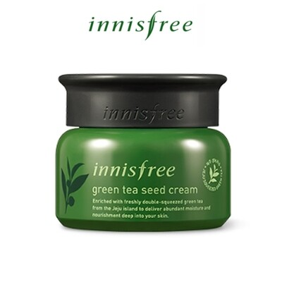 Innisfree - Green Tea Seed Cream 50ml (Expiry in 2022)