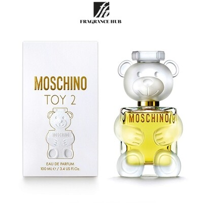 [Original] Moschino Toy 2 EDP Women (100ml)