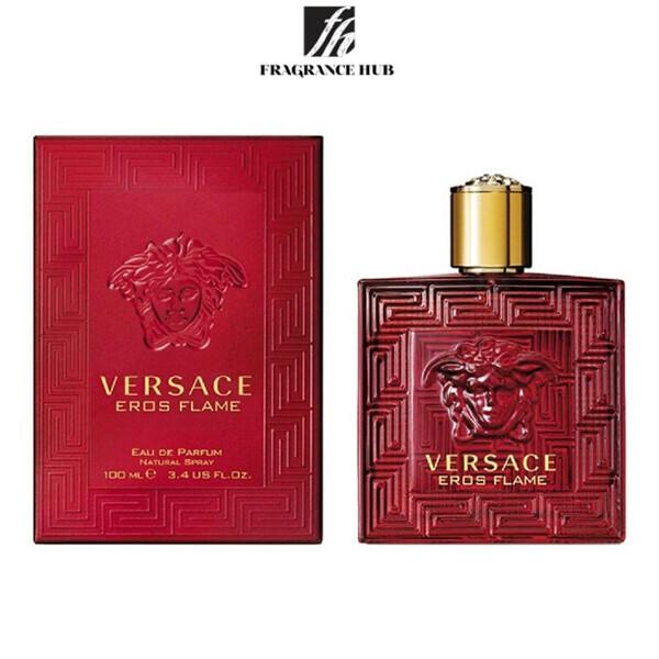 [Original] Versace EROS Flame EDP Man 100ml