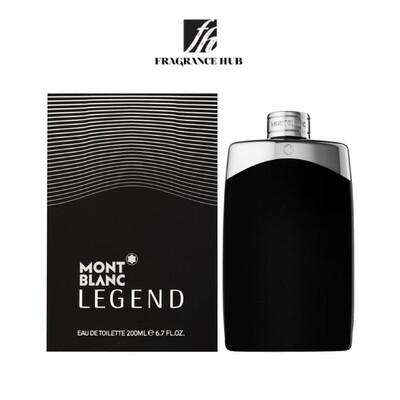 [Original] Mont Blanc Legend EDT Men 200ml