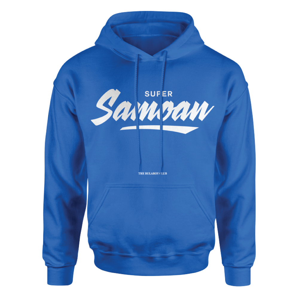 Super Samoan Midweight Hoodie