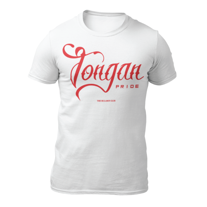 Tongan Pride Unisex Cotton Tee