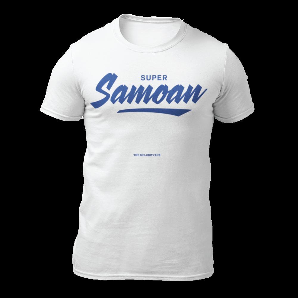 Super Samoan Unisex Cotton Tee