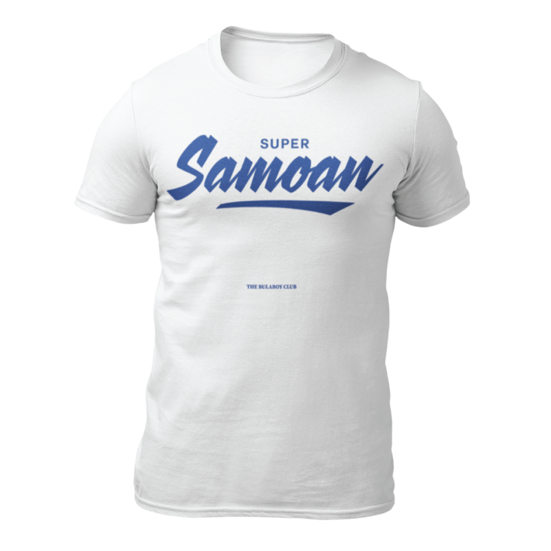 Super Samoan Unisex Cotton Tee