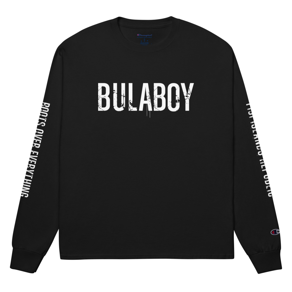 Corroding Bulaboy Long-sleeve