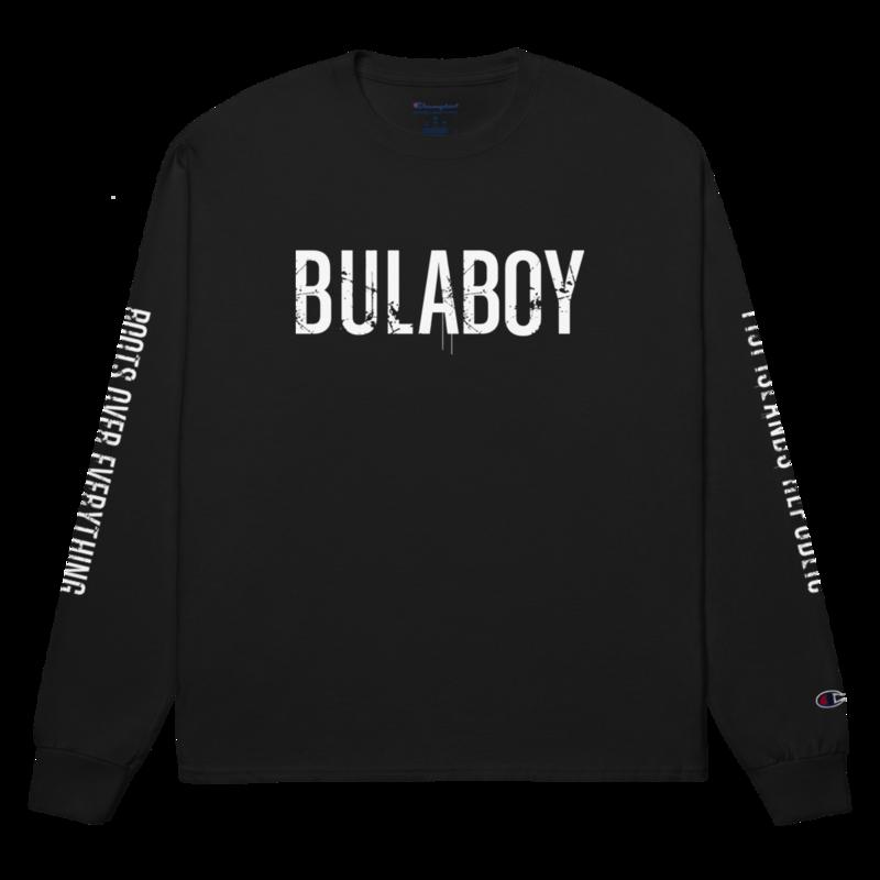 Corroding Bulaboy Long-sleeve