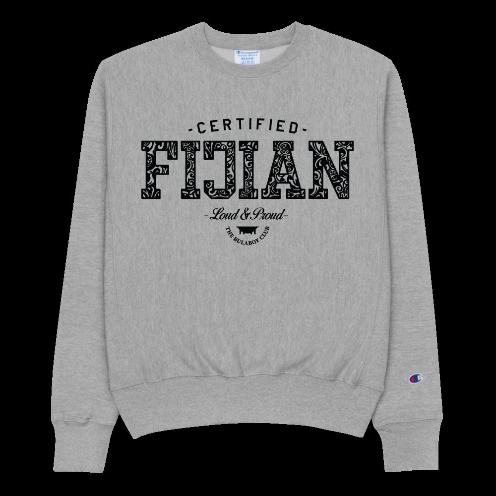 Certified Fijian Sweatshirt