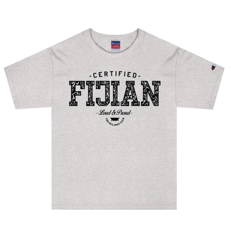 Certified Fijian Heavyweight Tee