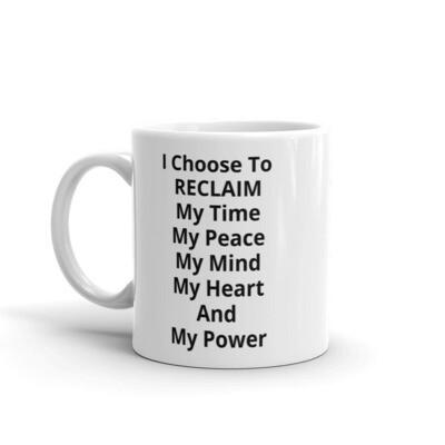 Reclaim Mug