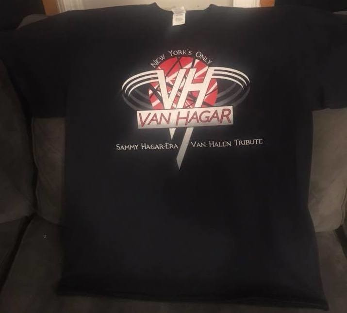 Van Hagar T-Shirt - It's 5150 Time!