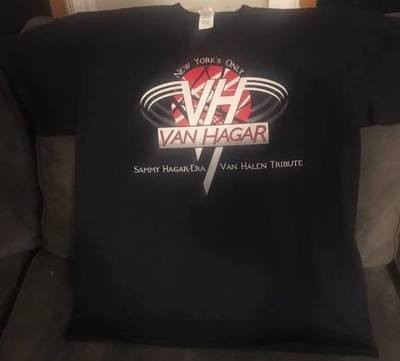 Van Hagar T-Shirt - It's 5150 Time!
