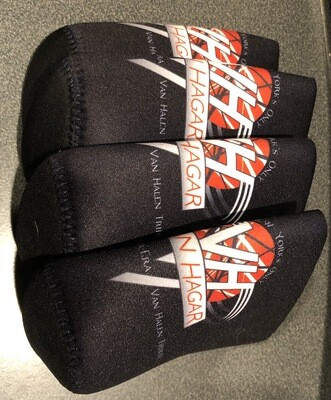 VAN HAGAR COLLAPSIBLE KOOZIE 4-PACK