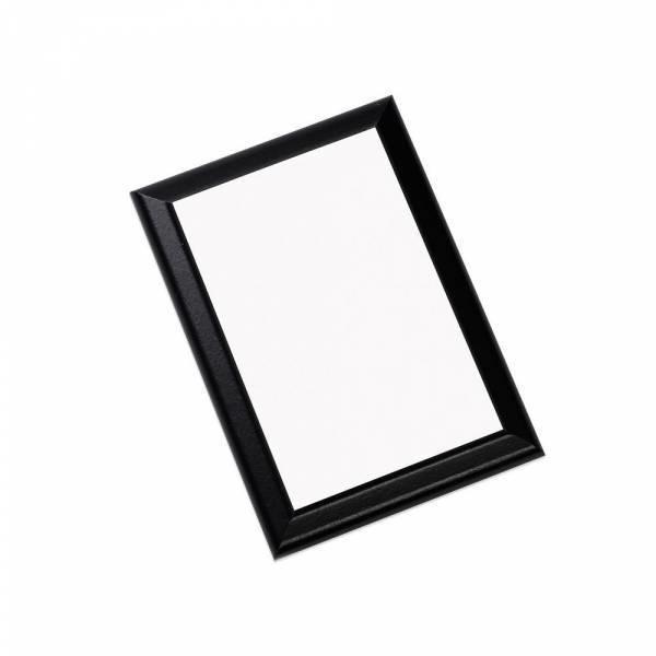 6x8 Black Edge plaque