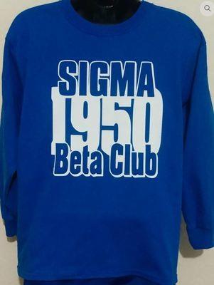 Beta Club Performance Long Sleeve T-Shirt
