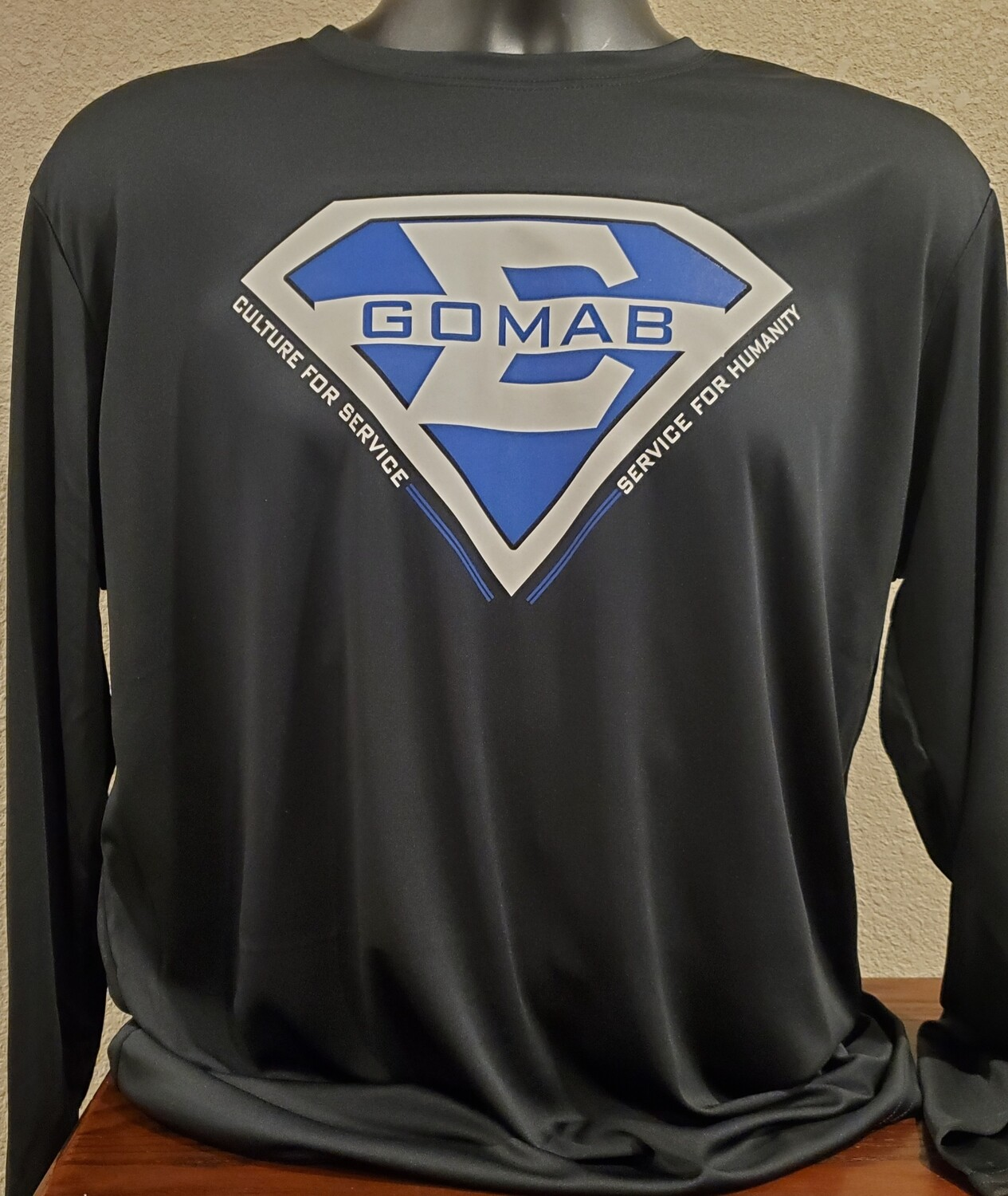 SALE*****Super Sigma (Dri-Fit) - Long Sleeve****SALE