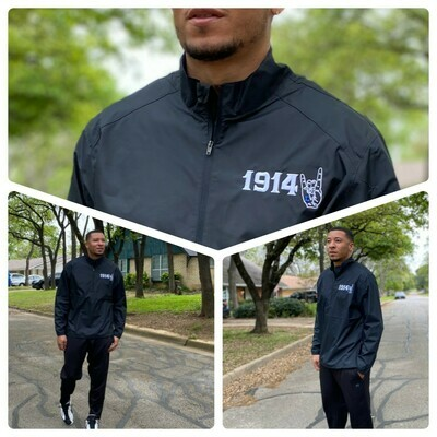 Sigma 1/2-Zip Pullover Windbreaker