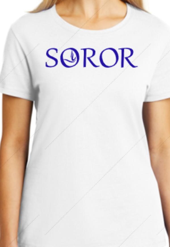 SOROR - White