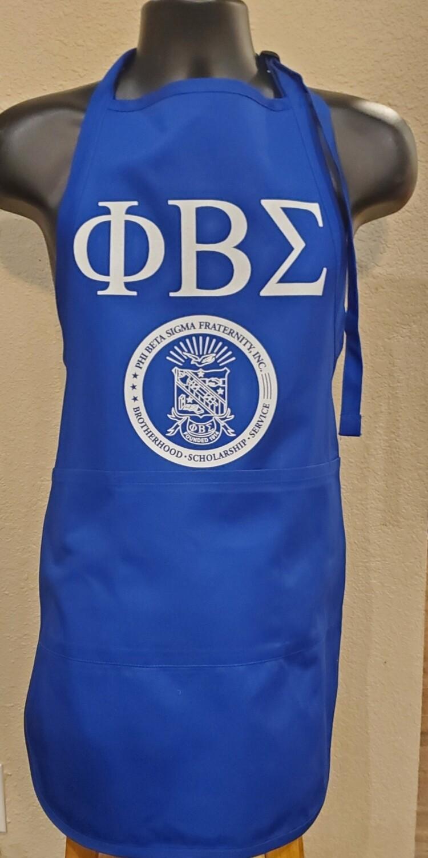 Phi Beta Sigma Large Apron