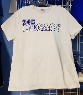 ZPhiB Legacy