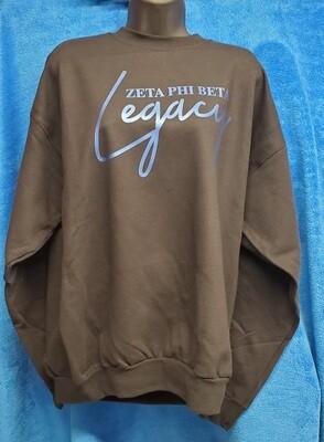 Zeta Phi Beta Legacy - Black Crew
