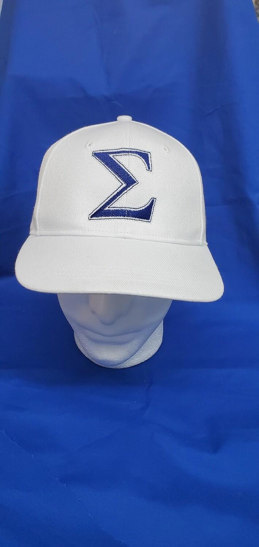 Sigma White Cap