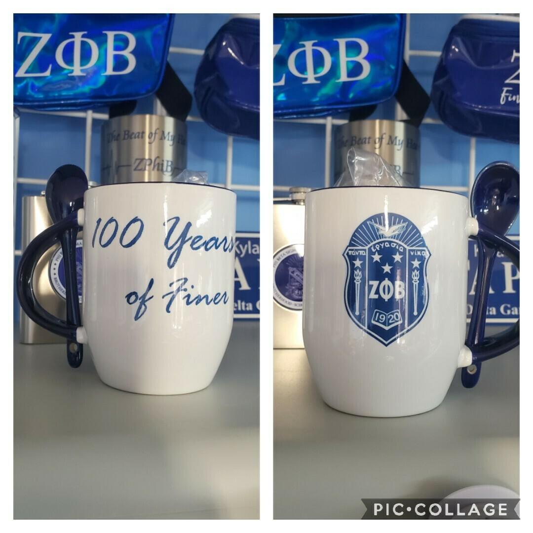 100 Years of Finer 11 oz. Mug