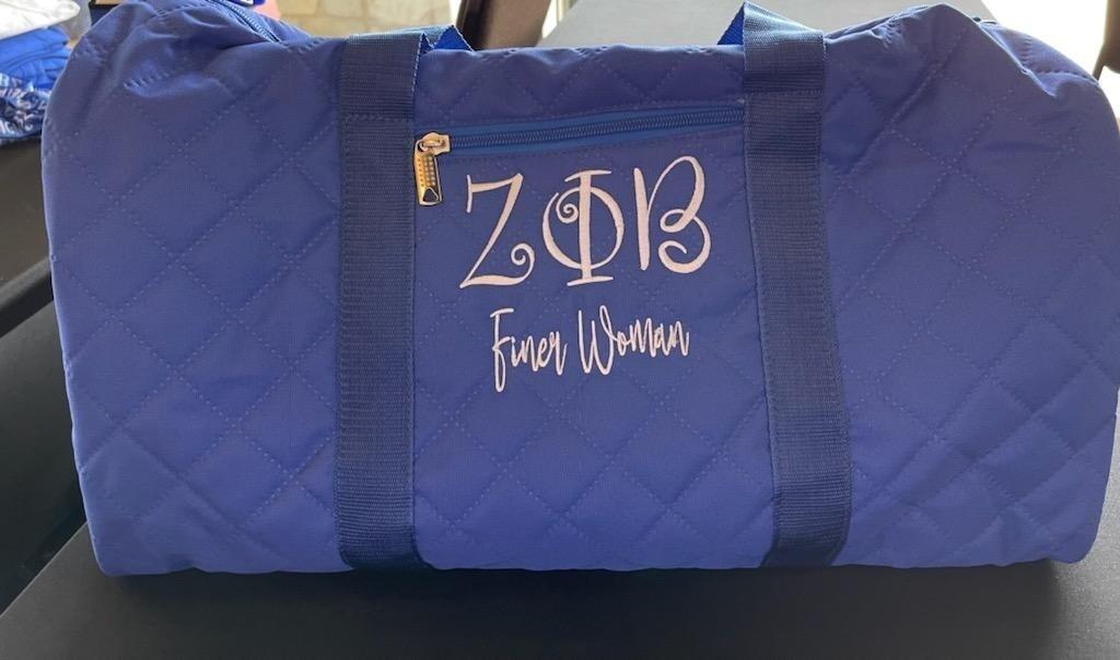 ZPhiB Duffle Bag