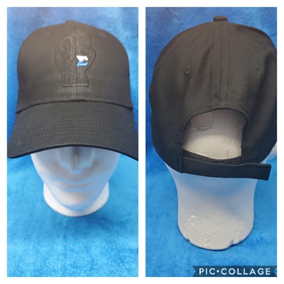 PBS Fist-Black Cap