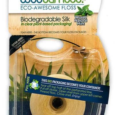 Eco-Awesome Dental Floss