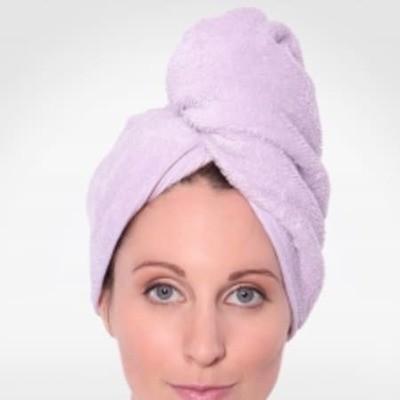 Bamboo Hair Towel