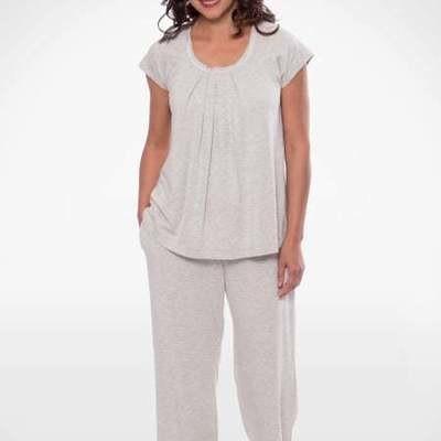 Women's Bamboo Pajama Set