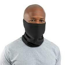 Bamboo Neck Gaiter Face Mask