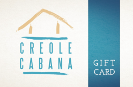 Creole Cabana Gift Card