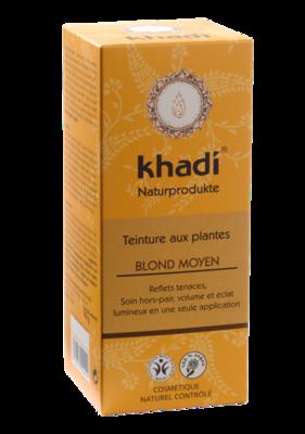 Coloration Végétale - Blond Moyen