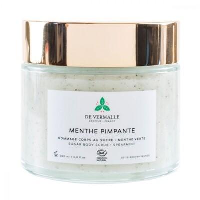 Gommage Corps Menthe Pimpante - 200ml
