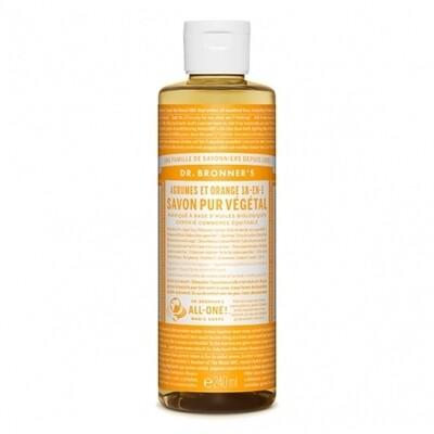 Savon Liquide Agrumes Oranges - 240ml