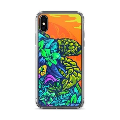 Turn The Tide iPhone Case