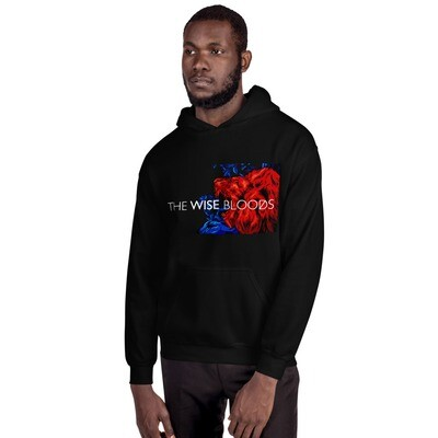 The Lion cover Art Unisex Hoodie