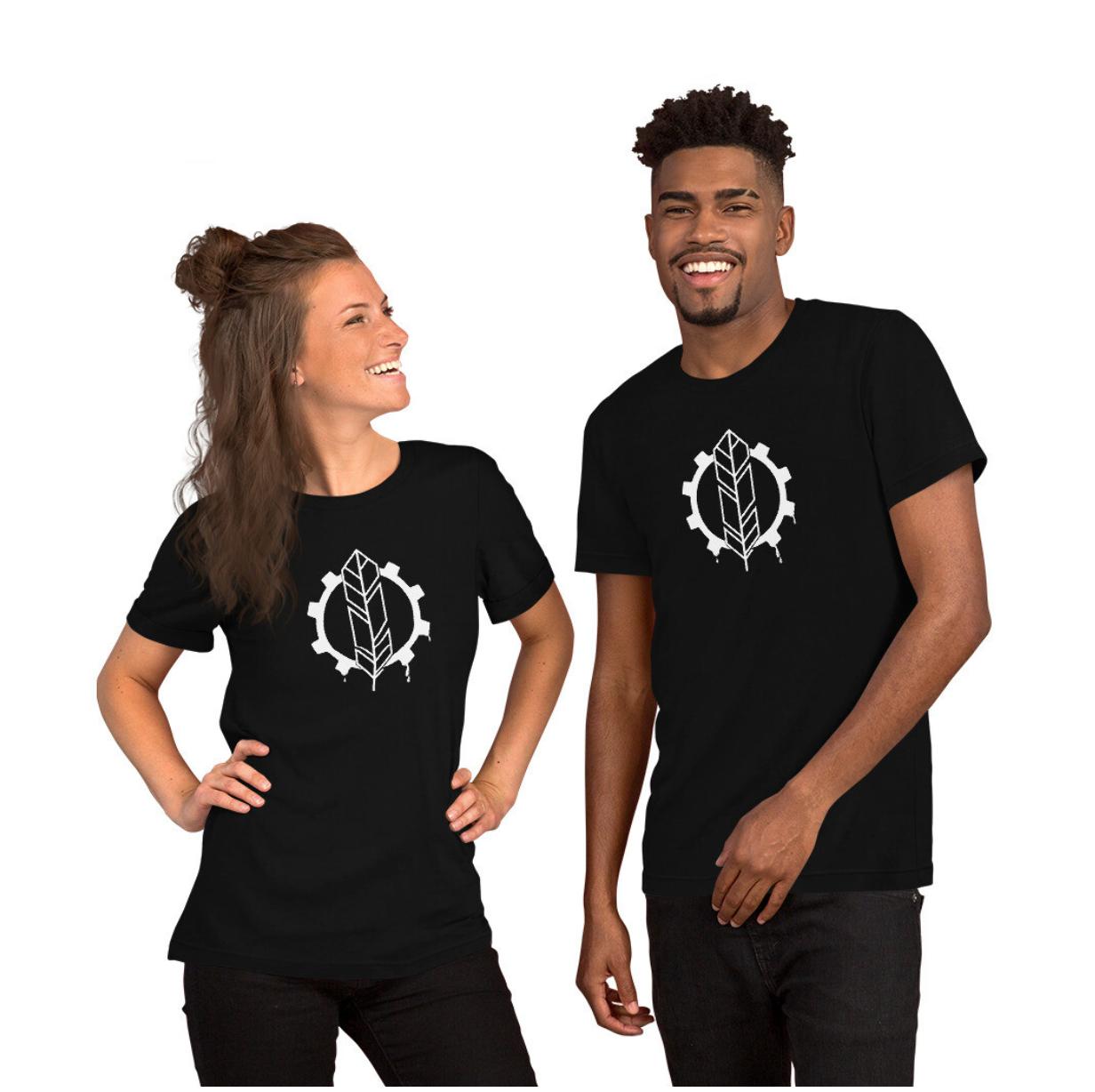 Unisex T-shirt Original Logo Design