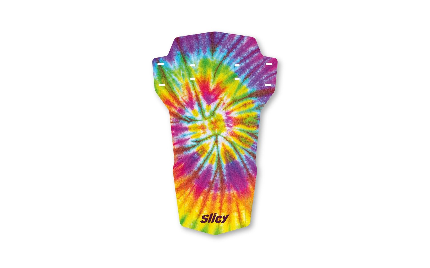 Slicy All Mountain mudguard - Tie Die