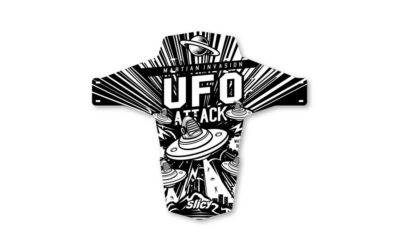 Slicy ENDURO - DH ULTIMATE MUDGUARD -UFO