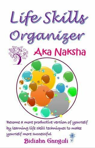 Aka Naksha Life Skills Organizer