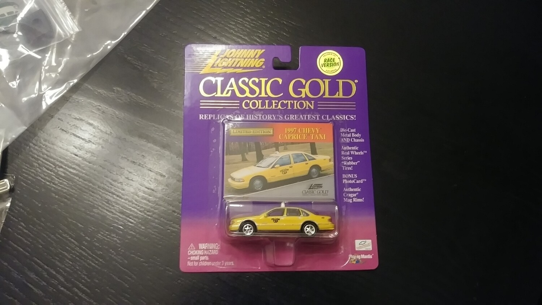 1997 Chevrolet Caprice Taxi