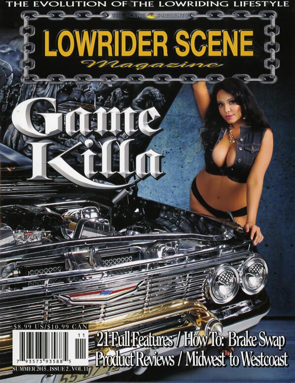 Lowrider Scene Magazine - Volume 11
